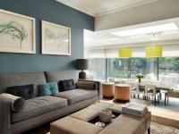 Цвет гостиной: 155 фото идей грамотного выбора и применения цветовых схем в интерьере гостиной