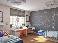 Детская 10 кв. м. — красивые решения дизайна, правила зонирования и идеи оформления детской комнаты