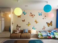 Детская 12 кв. м.: актуальные стили, красивые оттенки, дизайнерские идеи, особенности планировки и зонирования комнаты