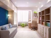 Детская 14 кв. м.: идеи интерьера и оптимальные варианты оформления детской комнаты для девочек и мальчиков