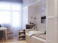 Детская 9 кв. м. — готовые проекты и советы по выбору современного интерьера детской комнаты (фото)