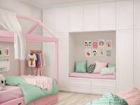 Детская комната для девочки — необычные решения и оригинальные варианты обустройства детской