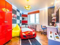 Детская комната для мальчика — обзор самых интересных проектов и необычных решений для дизайна детской (105 фото)