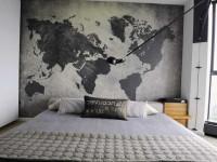 Фотообои в спальню — советы по выбору, идеи применения, лучший дизайн и сочетания (160 фото)