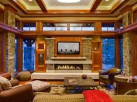 Гостиная в частном доме — красивые варианты дизайна и лучшие идеи оформления гостиных комнат