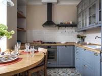 Интерьер и планировка кухни 7 кв. м. — варианты создания кухонного дизайна. 140 фото красивых идей