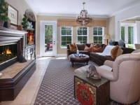 Как обустроить гостиную: варианты оформления интерьера и самые красивые примеры дизайна современных гостиных