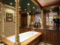 Классический дизайн ванной комнаты: современные проекты и рекомендации по выбору оформления интерьера