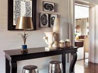 Консольный столик — обзор моделей и советы по их применению в дизайне интерьера (175 фото идей)