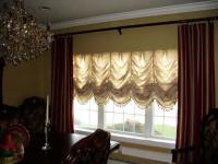 Короткие шторы: 125 фото моделей штор короткого типа. Обзор вариантов применения