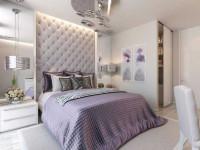 Новинки дизайна спальни: фото передовых дизайнерских решений и варианты оформления спальни