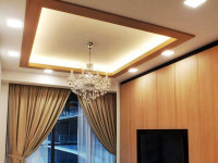 Освещение в гостиной: красивые и оригинальные решения по оформлению гостиной. Расчет и распределение зон освещения