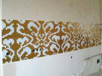 Плитка мозаика для кухни: обзор самых оригинальных и красивых решений и сочетаний мозаики на кухне
