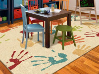 Пол в детской комнате: сравнительный обзор напольных покрытий и лучшие идеи по выбору пола
