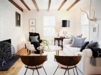 Потолок в гостиной: 140 фото самых красивых и оригинальных вариантов оформления потолка в гостиной