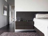 Прикроватные тумбы для спальни — варианты применения и особенности выбора мебели в дизайне интерьера