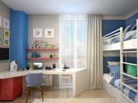 Маленькая детская комната — 145 фото лучших решений с описанием оформления детской в современном стиле