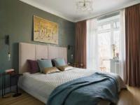 Спальня 11 кв. м. — оригинальные идеи оформления и проекты отделки небольших по размеру спален