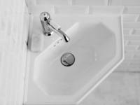 Угловая раковина в ванную: особенности выбора, разновидности и советы как найти стильные модели