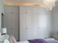 Встраиваемая мебель для спальни — обзор оригинальных решений и красивых сочетаний для спальни