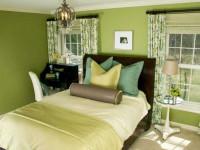 Зеленая спальня — выбираем основной цвет, его лучшие сочетания и особенности применения (125 фото)