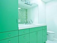 Зеленая ванная комната — 100 фото + обзор стильных сочетаний. Интересные варианты применения зеленого